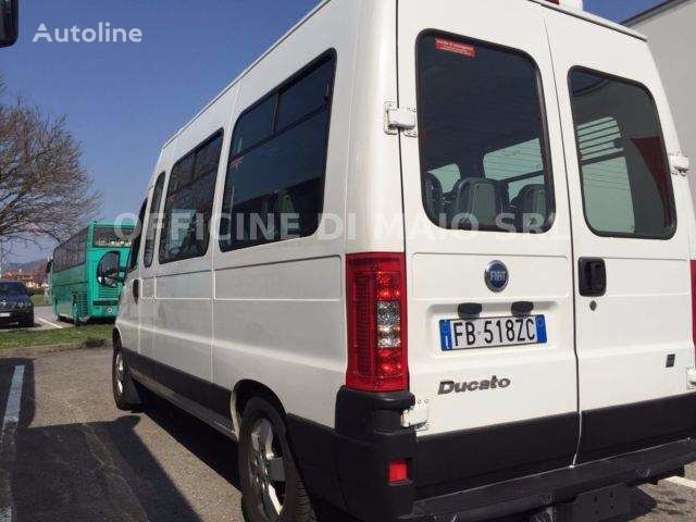 verkauf von fiat ducato 2800 jtd lunghezza 5 600 kleinbusse personentransporter aus italien. Black Bedroom Furniture Sets. Home Design Ideas